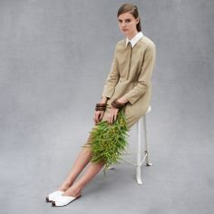 Cyrene Shirtdress - Women's Dresses | Trademark
