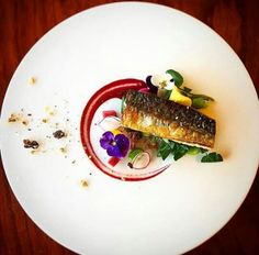 Mackerel & Beetroot