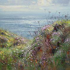Soft Light on the Sea, Cornwall