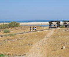 Playa Punta del Caiman. Isla Cristina (Huelva).