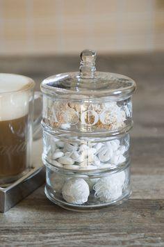 Snack Storage Jar