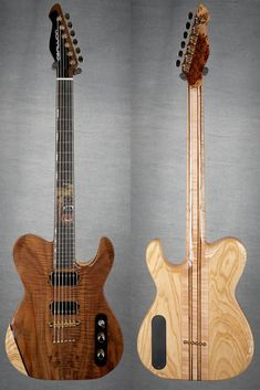 Carillion Hellcat - Handmade in Surrey England - 6, 7 and 8 string options available as well as multiscale options too. Lefties available at no extra charge. Standard body thickness is 35mm and standard scale length is 25.5″ unless otherwise specified. Multiple build options currently available, as well as an almost endless timber option list. Bass versions also available.