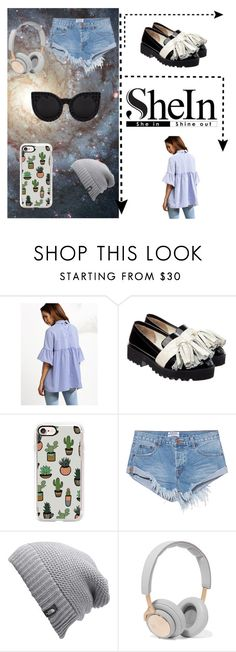 """nevermind"" by amina552 ❤ liked on Polyvore featuring Anouki, Casetify, One Teaspoon, The North Face, B&O Play and National Geographic Home"