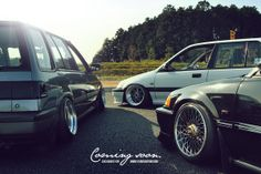 *Civic Wagons sitting low and pretty!!!