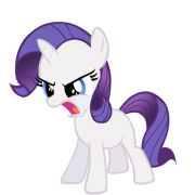 My Little Pony Filly Maker | rarity as a filly