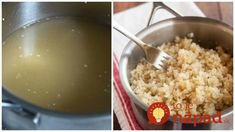 From balsamic vinegar to baking soda, strange ingredients make everyday food absolutely delicious. Perfect Quinoa, Learn To Cook, Everyday Food, Food Hacks, Food Tips, Cooking Tips, Baking Soda, Meal Planning, Oatmeal