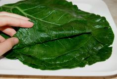There may not be a perfect gluten-free tortilla, but whether you care about gluten-free or not, using blanched collard leaves in place of tortillas (or bread) is a fun and super healthy thing to do.