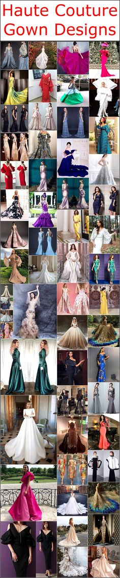 Haute couture is the name of the fashion trend that is all belongs to high-class. All the dresses, jewelry items, almost each and everything is of… Haute Couture Gowns, Couture Trends, Haute Couture Fashion, Couture Dresses, High Class, Fashion Outfits, Fashion Trends, Trending Outfits, Inspiration