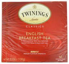 Twinings English Breakfast Tea, Tea Bags