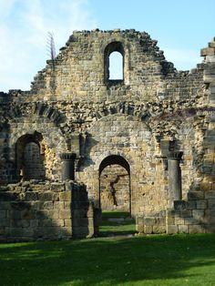 Kirkstall Abbey, Leeds (UK)