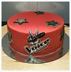 The Voice Off Cake