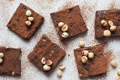 Raw Hazelnut Chai Brownies 3