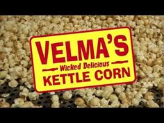 Unique Gift Ideas For Men, Women - Kettle Corn! $20 http://velmas.org