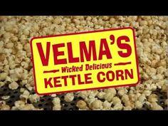 Unique Gift Ideas For Men, Women - Kettle Corn! $20 http://velmas.org