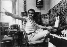 Giorgio Moroder...a man whew knew what was up.