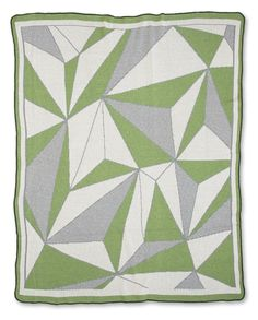 Facets Blanket | The Rise And Fall