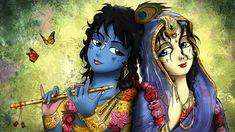 Lord Krishna Images, Radha Krishna Pictures, Radha Krishna Photo, Krishna Art, Shree Krishna, Yashoda Krishna, Radhe Krishna Wallpapers, Lord Krishna Hd Wallpaper, Little Krishna