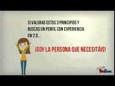 Original y compleo Currículum - VideoCV -Blog...  de Paz Garrido