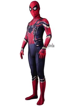 The Amazing Spider-Man 2 Deluxe Costume - Kids Size 12-14 Red | Amazing spider Spider-Man and Spider  sc 1 st  Pinterest & The Amazing Spider-Man 2 Deluxe Costume - Kids Size: 12-14 Red ...