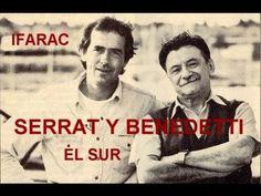 SERRAT y MARIO BENEDETTI , EL SUR TAMBIÉN EXISTE, 1986,  completo