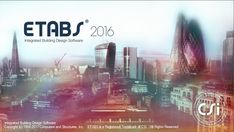 What is ETABS Software and its History and Features? – Civil Engineering Software and Books Building Design Software, Building Companies, Structural Model, Structural Analysis, Chemical Engineering, Electrical Engineering, Civil Engineering Software, Schematic Drawing, Nursing Student Tips