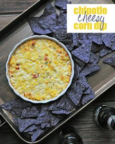 20 Crazy Delicious Chips and Dip Combos
