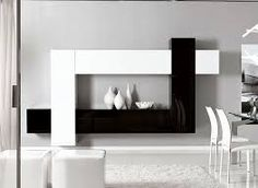 wall mounted tv unit designs - Google Search