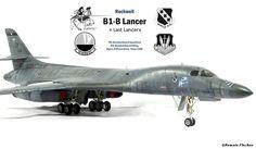 posts - DHM   Rockwell B1-B Lancer