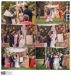 #MillyardStudio #decordova #sculpture #park #outdoor #wedding #chuppah #lincoln