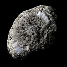 Saturn's Ice Moon