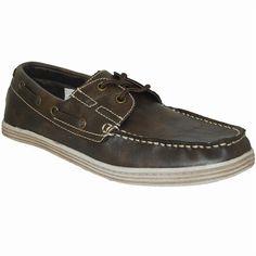 64b78e0052c casual comfort men s lace-up boat shoe
