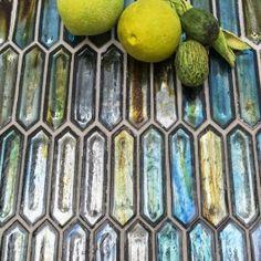 Komorebi Juneau Spring Glass Tile | Tilebar.com