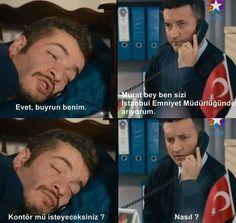 Murat Cemcir işler güçler tv series