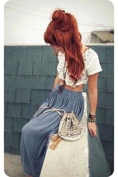 Sweet Redhead Redhead #hair pale #redhead #red #hot