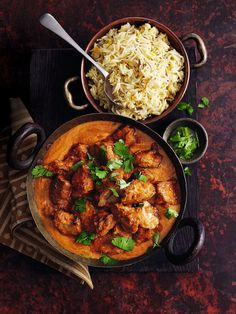 indian food Slimming Eats Chicken Tikka Masala - Slimming World USA shared recipe - gluten free and Slimming World friendly Chicken Tikka Masala, Slimming Eats, Slimming World Recipes, Slimming World Chicken Tikka, Slimming World Tikka Masala, Slimming World Curry, Comida India, Cooking Recipes, Healthy Recipes