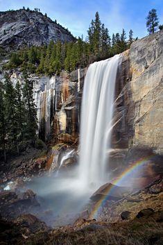 Vernal Falls - Yosemite, CA
