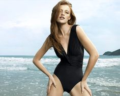 What is a Maillot? A maillot is a one-piece swimsuit, typically cut high in the leg. Maillots run the gamut from modest suits designed for older women to maillot cutouts, swimsuits with daring cutouts or piece work designed to highlight a shapely body. The term is also used to refer to the stretchy knit fabric used to make a swimsuit, and sometimes is used to discuss leggings, leotards, and other sports apparel made from that fabric.