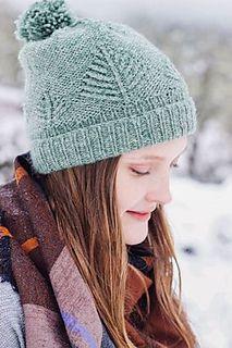 Treehouse Hat pattern by mandarine's