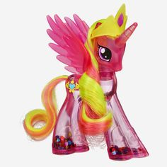 Rainbow Shimmer Princess Cadance Brushable