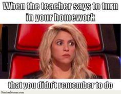 138 best images about School-Memes on Pinterest | Teacher funnies ...