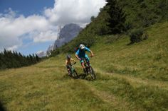 Mountain Biking / Mtb #dolomitistars