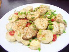 素菜干貝~椒鹽杏苞菇食譜、作法   歐巴桑的快樂廚房的多多開伙食譜分享