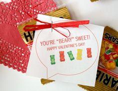 Beary cute Valentine ideas
