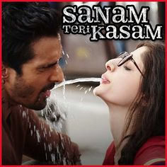 This Hindi video karaoke song Kheech Meri Photo is from the Movie/Album Sanam Teri Kasam and is sung by Neeti Mohan. This is a performance quality karaoke song with lyrics. Free Hd Movies Online, Hindi Movies Online, Hd Movies Download, Bollywood Posters, Bollywood Songs, Bollywood Couples, Bollywood Celebrities, Sanam Teri Kasam Movie, Radios