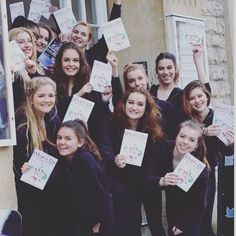 @bdcbethebest students #modelling this seasons brochure #whatson #radstock #theatre #cinema #music #dance #artscentre