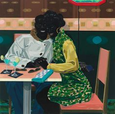 Kerry James Marshall's new work mackenzie portwood