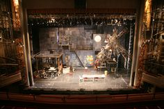 RENT Broadway Stage  - (Wish I could have seen this one on Broadway.)