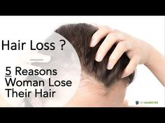 Hair Loss and The Hormones that Cause It.Top 5 Reasons for Hair Loss in Woman Hair Loss Reasons, Androgenetic Alopecia, Hair Doctor, Hair Growth Cycle, Male Pattern Baldness, Female Hormones, Bald Men, Hair Loss Women, Prevent Hair Loss
