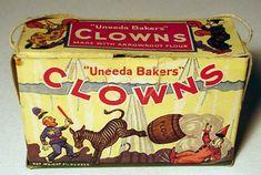 uneeda clown