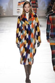 Missoni Autumn/Winter 2017 Ready-to-wear Collection